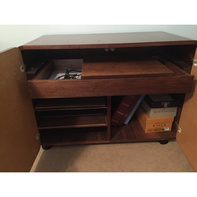 Mid-Century Modern Cabinets - A Pair - Image 6 of 9