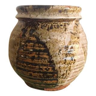 Mid-Century Modern Studio Pottery Ceramic Pot