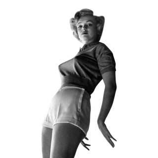 "Joe Shere ""Marilyn Monroe at Home"" 1952 Photo"