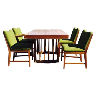Dining Set Attributed to Paul Laszlo