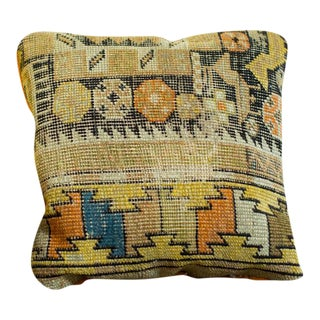 Handmade Caucasian Fragment Pillow