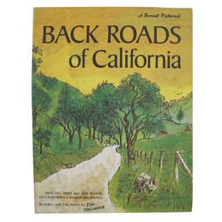 Back Roads of California Magazine