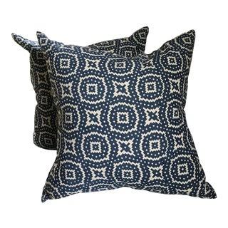 Raoul Textiles Pillows New - A Pair