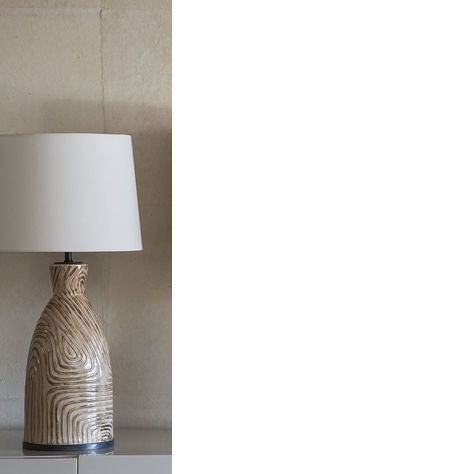 Kelly Wearstler- Visual Comfort Table Lamp (70s Inspired) - Image 2 of 3