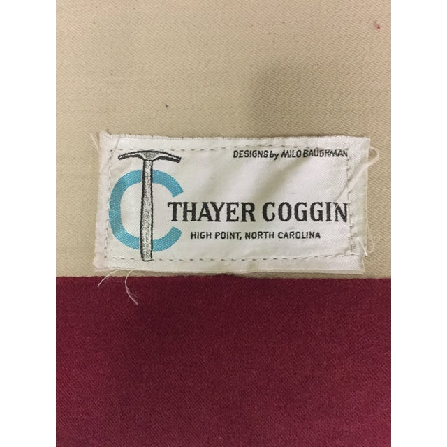 Thayer Coggin Sofa by Milo Baughman - Image 9 of 9