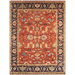 """Pasargad Serapi Wool Area Rug- 5'10"""" X 8'11"""""""