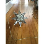Image of Mexican Tin Star Pendant Light