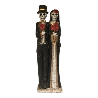 Day of the Dead Bride & Groom Figurine