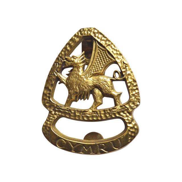 Wales Dragon Door Knocker - Image 1 of 10