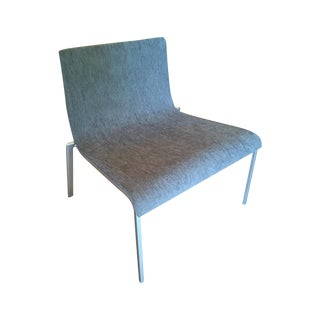 Reupholstered Ligne Roset Zoa Chair