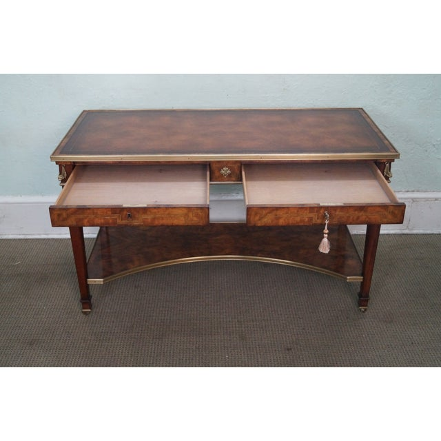 Theodore Alexander Regency Console Table - Image 2 of 8