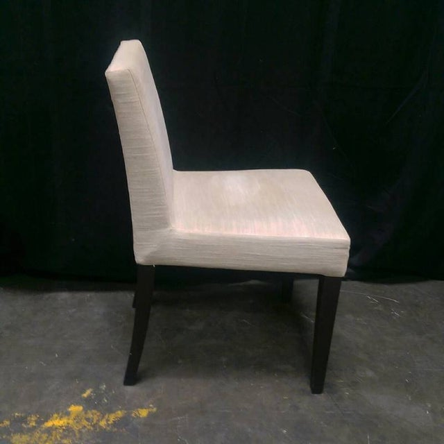 Ligne Roset Upholstered Dining Chairs - Set of 4 - Image 4 of 7
