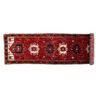 Leon Banilivi Persian Heriz - 4′ × 14′9″