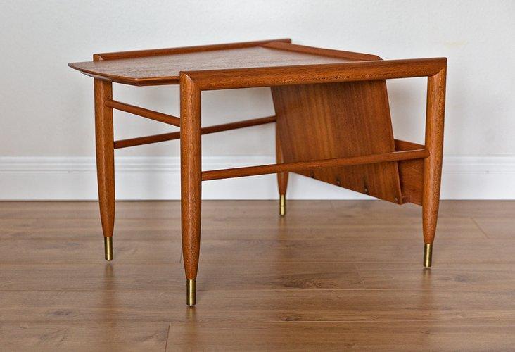 John Keal For Brown Saltman Wedge Table   Image 2 Of 7