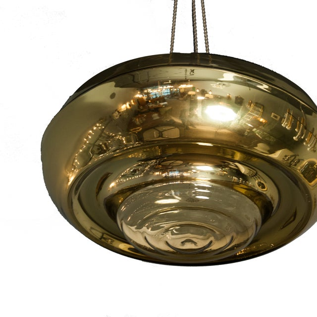 Ovoid Pendant by Peill and Putzler - Image 2 of 3