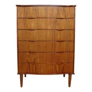 Original Danish Modern Teak Dresser - Lene