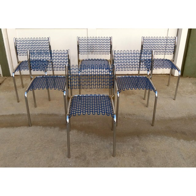 Thonet Sof-Tech Side Chairs by David Rowland - Set of 6 - Image 2 of 12