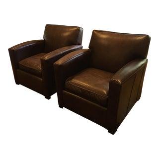 Room & Board Larson Chairs - Pair