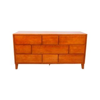 Conant Ball for Russel Wright 9 Drawer Dresser
