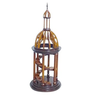 Architectural Wood Cupola Model