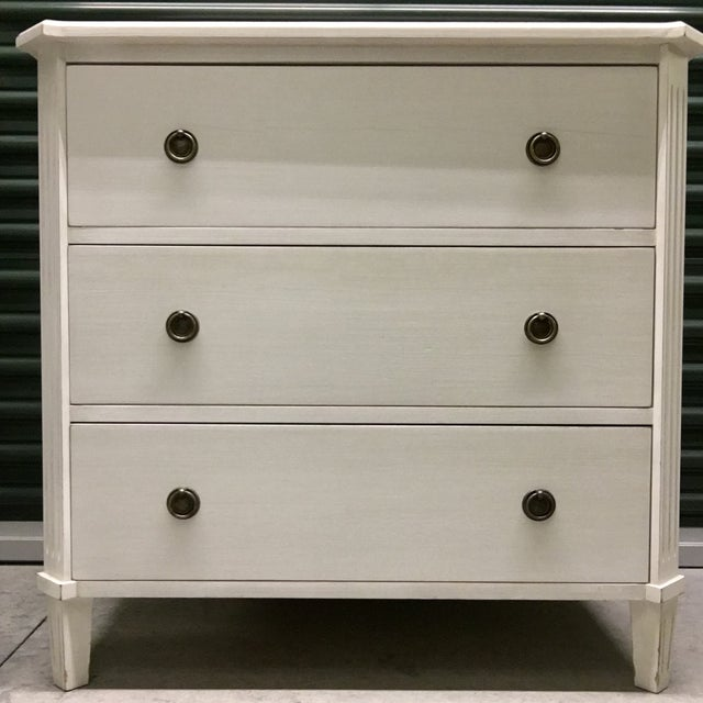 Swedish Gustavian Style Chest of Drawers - Image 2 of 11