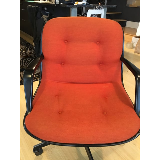 "Steelcase Rolling ""Pollack"" Swivel Office Chairs - Image 8 of 11"