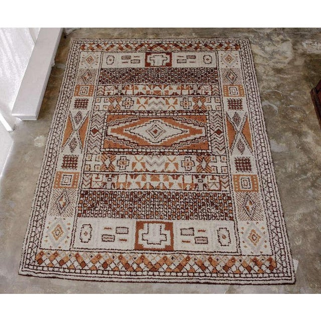 Moroccan Style Portuguese Rug - Image 2 of 10