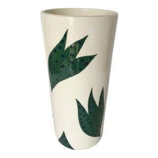 Susan Eslick Signed Vase