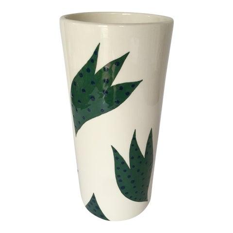 Image of Susan Eslick Signed Vase