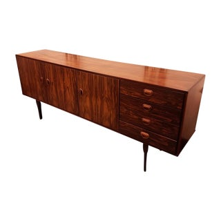 Rosewood Credenza Cabinet by Fristho Franeker, 1960