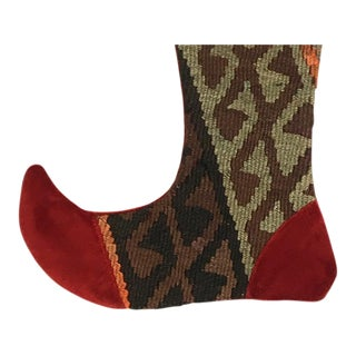 Kilim Christmas Stocking | Jordy