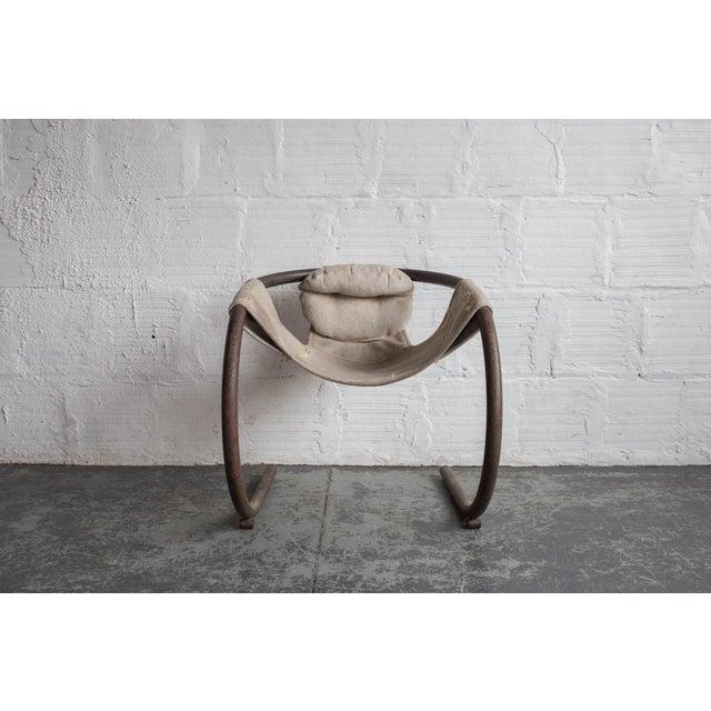 Industrial Rocking Chair Byron Botker for Landes - Image 2 of 5