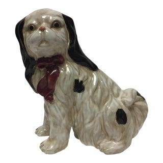 Staffordshire Dog Figurine