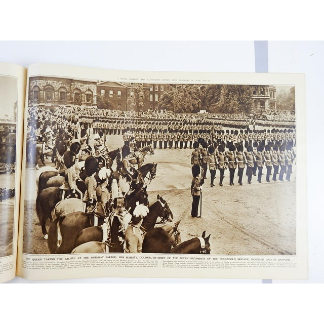 1953 Queen Elizabeth Coronation Book - Image 10 of 10