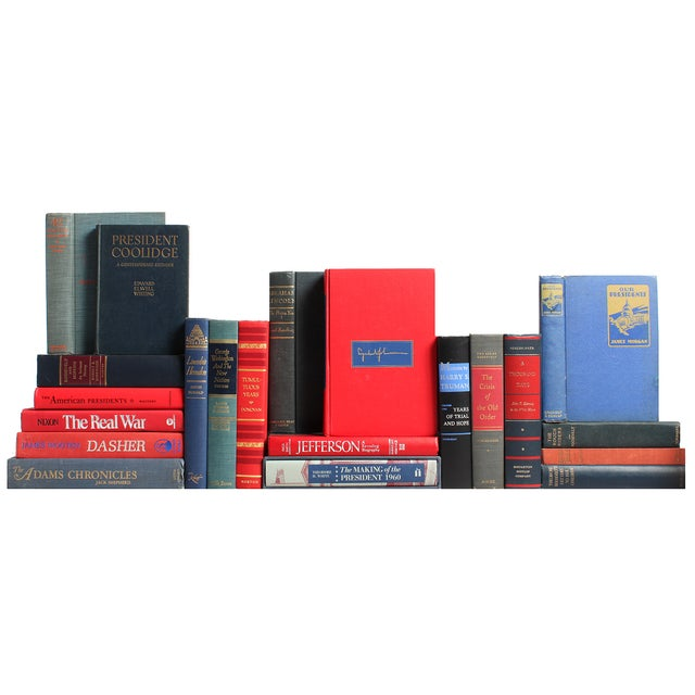 Presidential Library Books - S/21 - Image 1 of 2