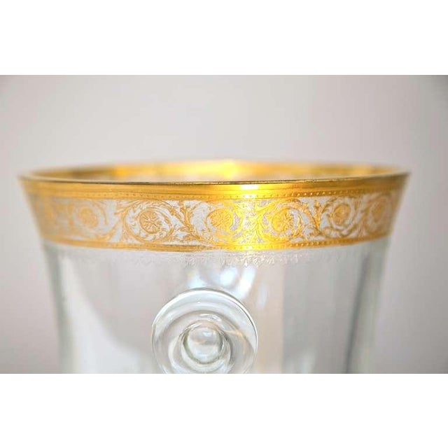 Saint-Louis Thistle Crystal Ice Bucket - Image 6 of 6