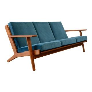 Hans Wegner GE290 Teak Sofa