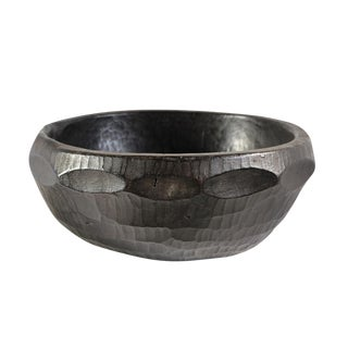 Wood Attie Bowl