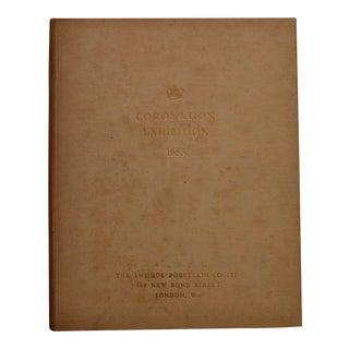 Douglas Fairbanks, Jr-Owned Coronation Exhibition Book