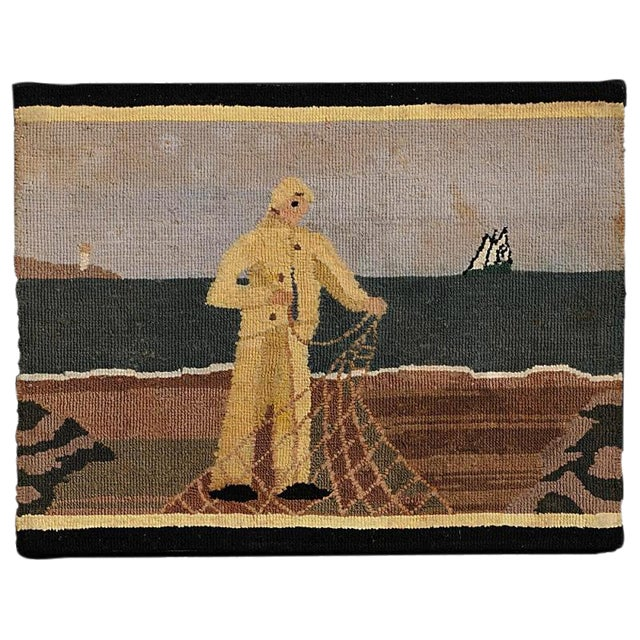 Image of Grenfell Fisherman Hooked Mat