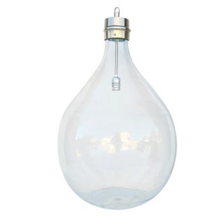Light Bulb Pendant Light