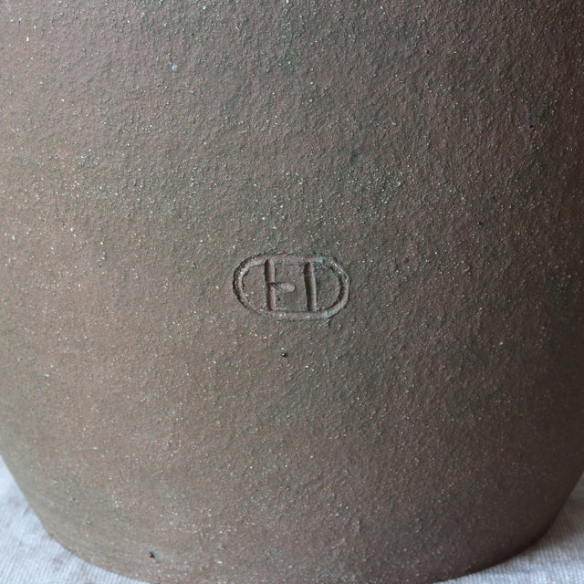 Image of Eucalyptus Pottery Vase by Cedric & Christy Brown