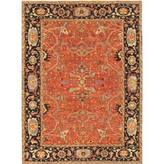 Ferehan Collection Traditional Rug - 6'x9'