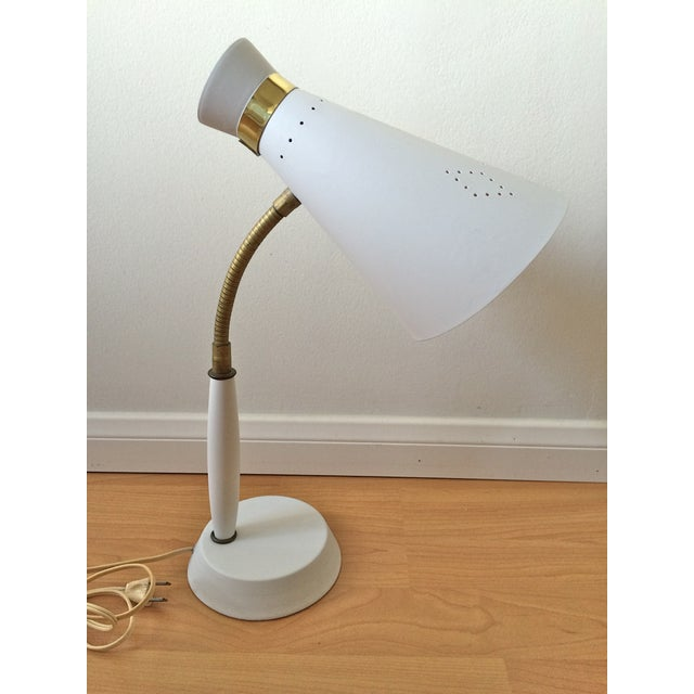 Mid-Century Bullet Lamp - Image 5 of 8