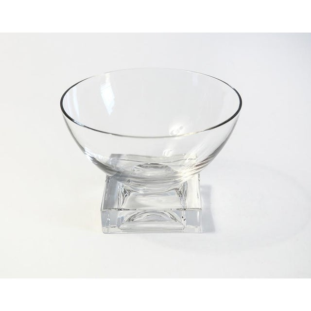 Square Base Champagne Glasses - Set of 7 - Image 5 of 5
