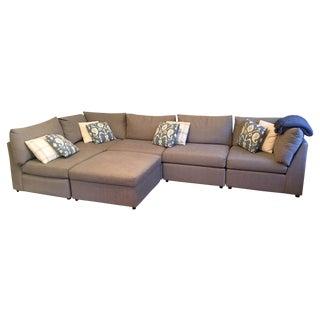 Bassett Furniture Beckham Sectional Sofa