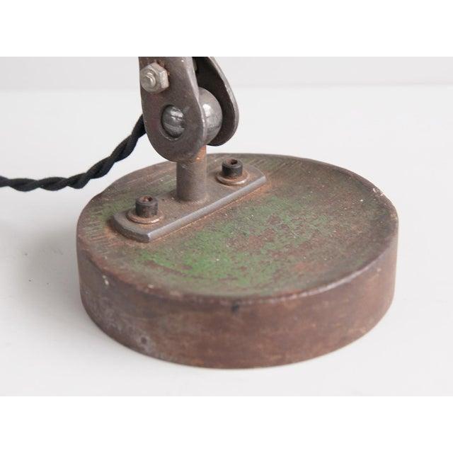 Image of Vintage Industrial Task Lamp