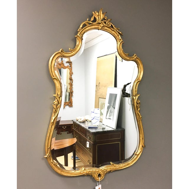 Gilded Mirror by Friedman Bros - Image 3 of 8