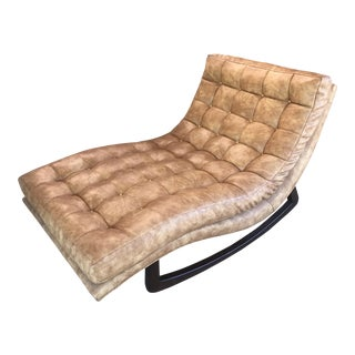Adrian Pearsall Tufted Rocking Chaise