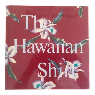 """The Hawaiian Shirt"" Vintage 1984 Retro Fashion Hardcover Book"
